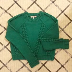 Cable knit Milly sweater
